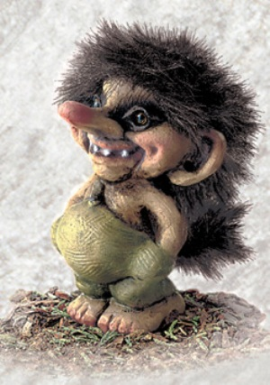 N Is For Norwegian Trolls Theocdsquirrel
