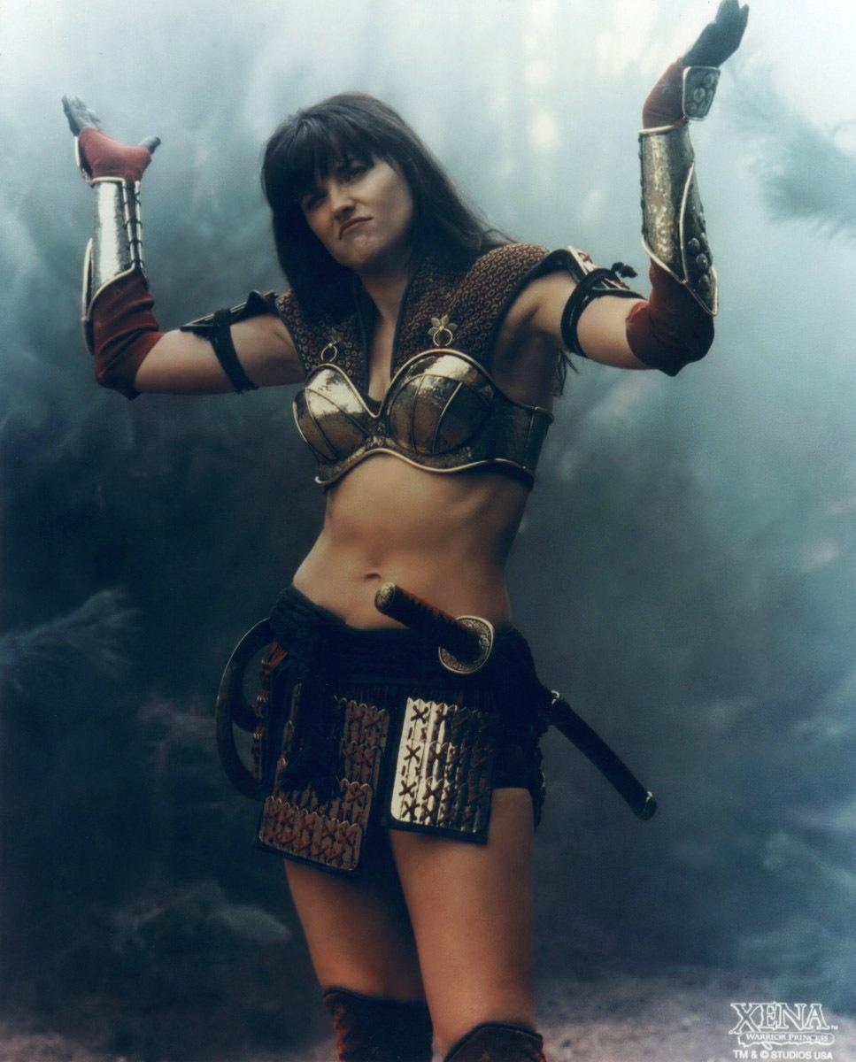 Warrior princess nackt porncraft clip